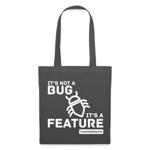 Not a Bug Shopping Bag - Stoffbeutel