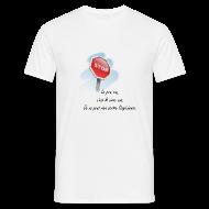 Tee shirts ~ Tee shirt Homme ~ citation