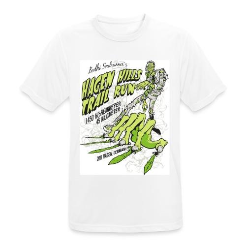 Hagen-Hills Trailrun Basic Shirt - Männer T-Shirt atmungsaktiv