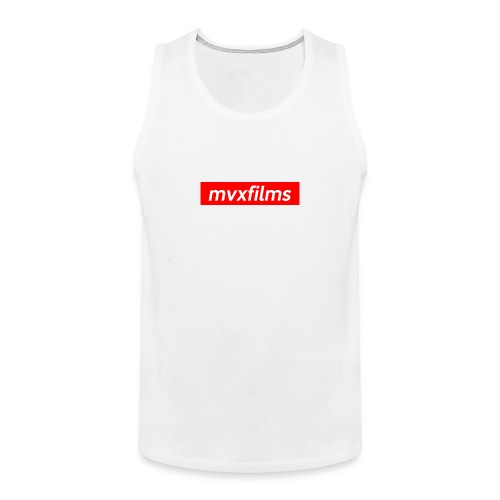 mvxfilms tanktop - Men's Premium Tank Top