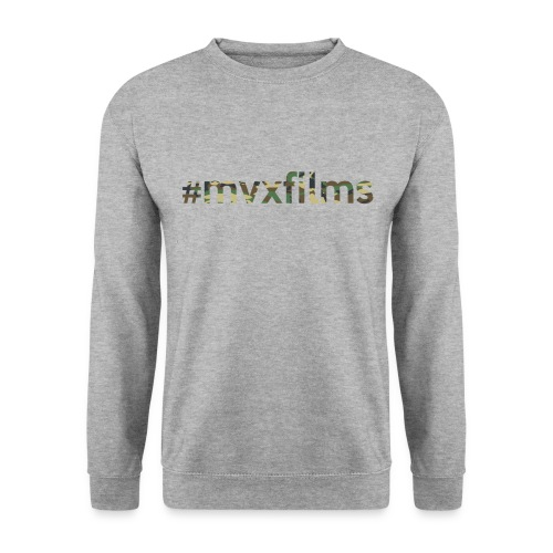 #mvxfilms sweater - Men's Sweatshirt