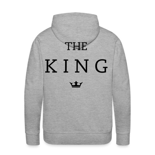 King sweatshirt - Men's Premium Hoodie