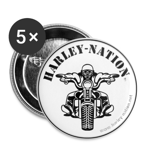 HN sp1 - Badge moyen 32 mm
