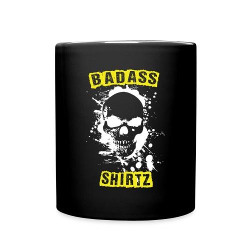 BadAss Durchbruch cup - Tasse einfarbig