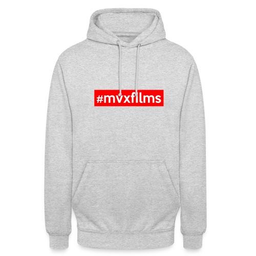 #mvxfilms hoodie - Unisex Hoodie