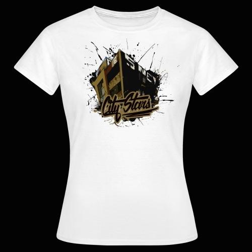 City Stars SNE Crew - Frauen T-Shirt