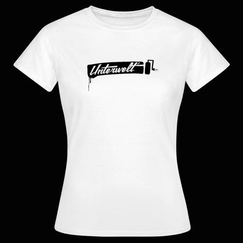 Unterwelt Produktion  - Frauen T-Shirt