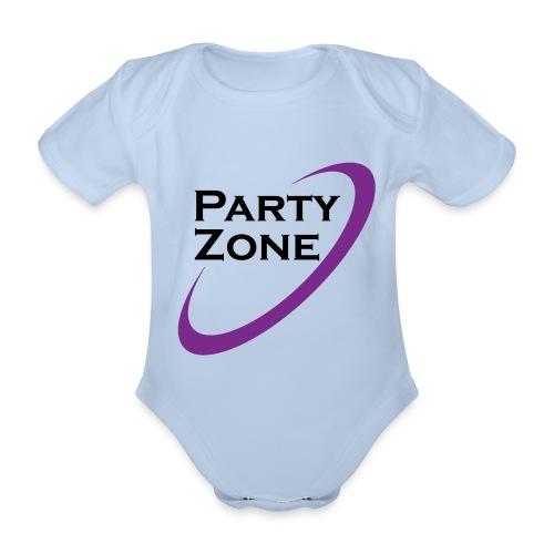 Baby Body - Kortærmet babybody, økologisk bomuld