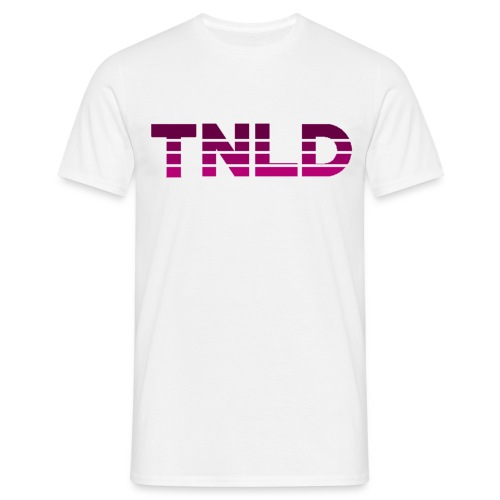 TNLD ORIGINALS - Pink and Purple - Men's T-Shirt