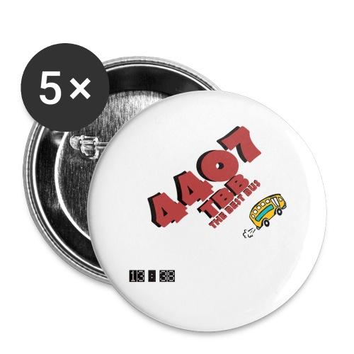Banner - 4407  - Buttons klein 25 mm