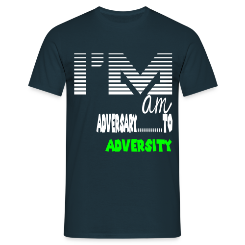 Adversary www.claudia-moda.at - Camiseta hombre