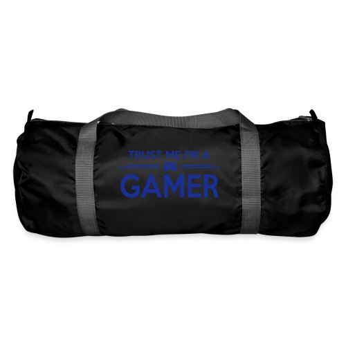 Trust me im a Gamer Duffel Bag - Duffel Bag