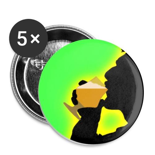 BP-Button - Buttons groß 56 mm