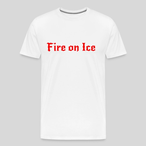 Spenden-Shirt weiß - Männer Premium T-Shirt