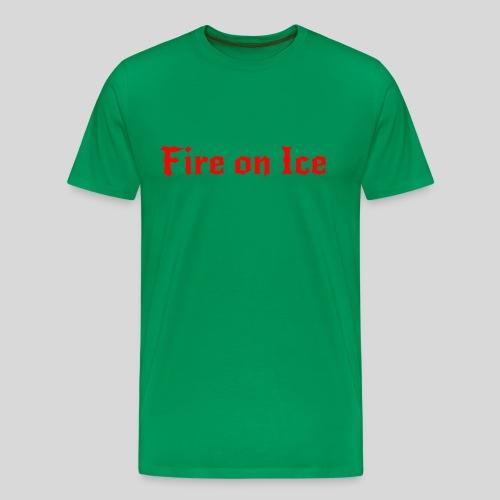 Spenden-Shirt grün - Männer Premium T-Shirt