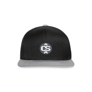 Consoleskins Snapback - Zwart-Grijs - Snapback cap