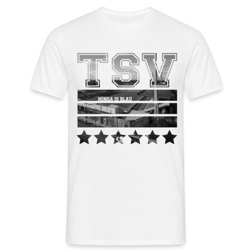 GWS-TSV Weiss - Männer T-Shirt