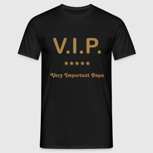 VIP - Very Important Papa - Männer T-Shirt