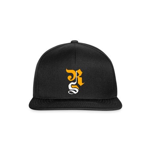 RS Snapback ohne Wappen - Snapback Cap