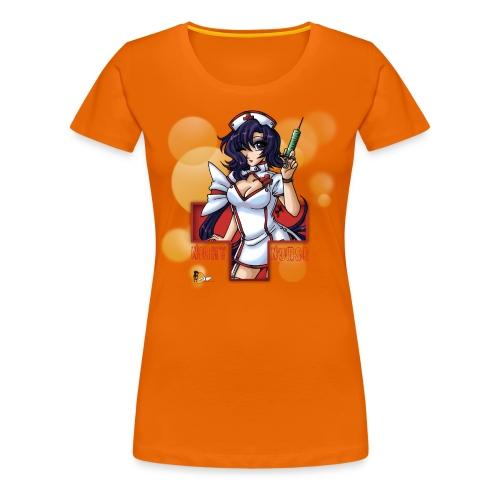 Night Nurse - Frauen Premium Tee - Frauen Premium T-Shirt