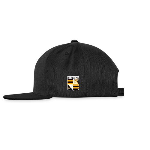 RS Snapback mit Wappen - Snapback Cap