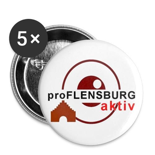 proFLENSBURG aktiv Button, gross - Buttons groß 56 mm