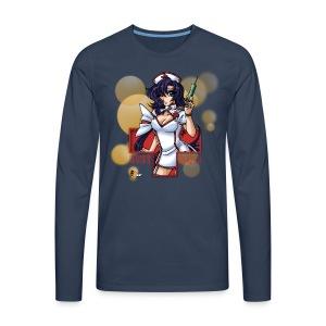 Night Nurse - Langarm Premium Shirt - Männer Premium Langarmshirt