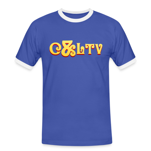 C&LTV T-shirt Men - Men's Ringer Shirt