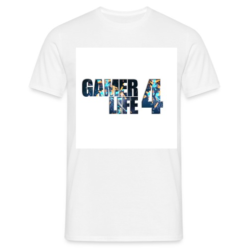 GAMER4LIFE | MENS - Men's T-Shirt