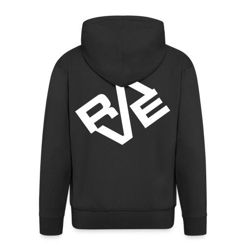 Rave Hoodie - Männer Premium Kapuzenjacke
