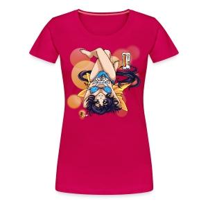 Gamer Girl - Frauen Premium Tee - Frauen Premium T-Shirt