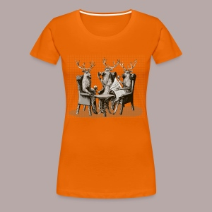 Stag Party - Women's Premium T-Shirt
