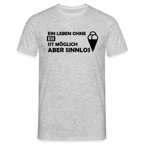 EIS  - Männer T-Shirt