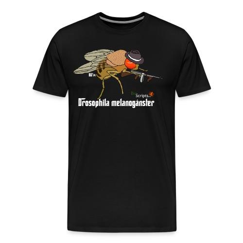 Drosophila melanoganster - Camiseta premium hombre