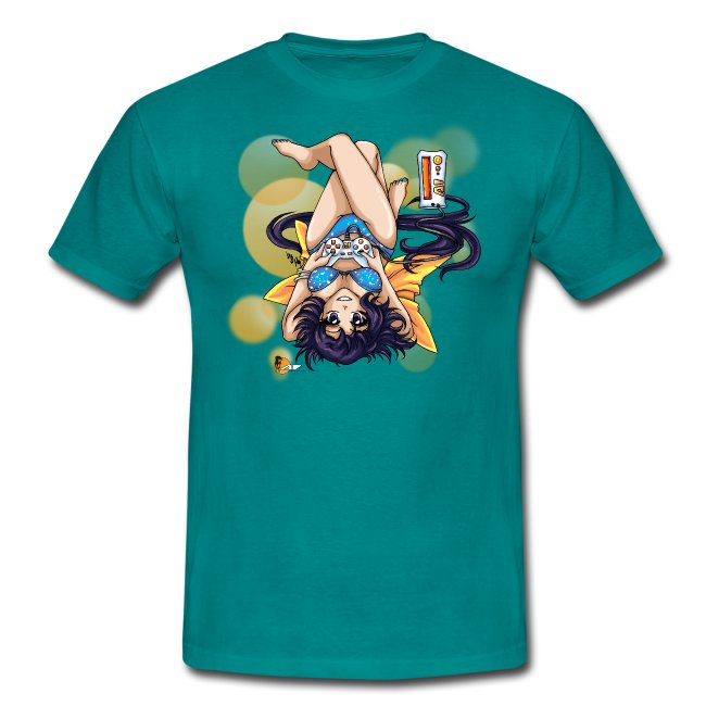 Gamer Girl - Basic Shirt