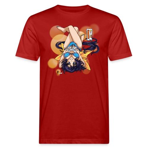 Gamer Girl - Bio Shirt - Männer Bio-T-Shirt