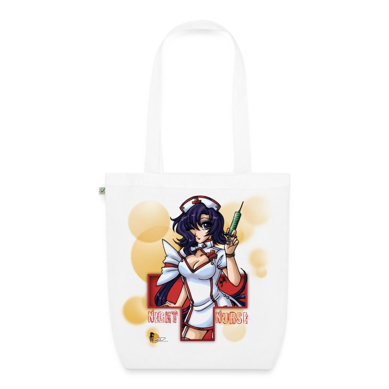 Night Nurse - Bio Tasche - Bio-Stoffbeutel