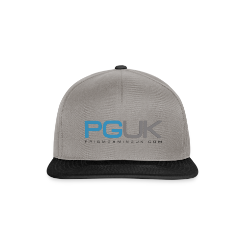 Prism Gaming UK Snap Back - Snapback Cap