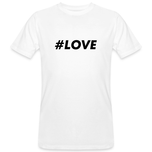 Love - Men's Organic T-Shirt