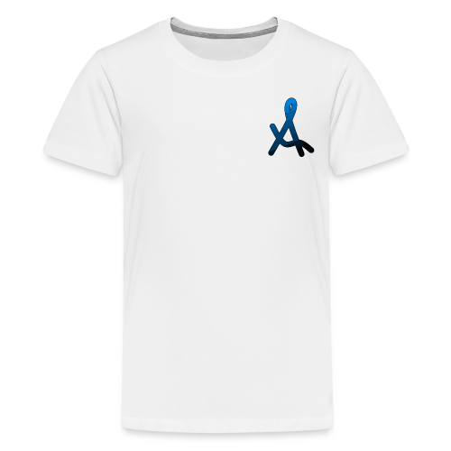 Archie Official | White - Teenage Premium T-Shirt