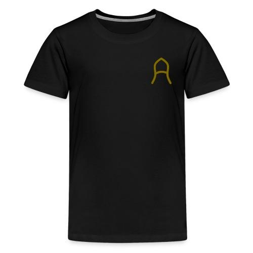 Areis | Black Limited - Teenage Premium T-Shirt