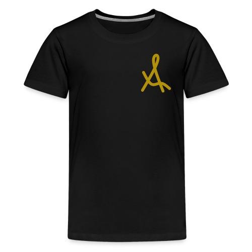 Original Areis | Black Limited - Teenage Premium T-Shirt