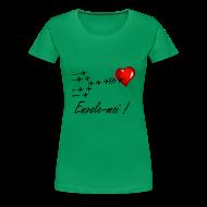 Tee shirts ~ T-shirt Premium Femme ~ Numéro de l'article 105523957