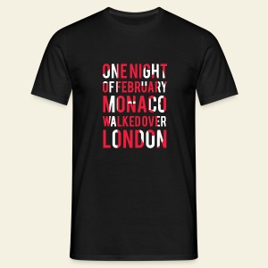 Monaco - Arsenal Collector - T-shirt Homme