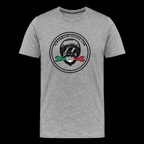 Maglietta premium a maniche corte - Maglietta Premium da uomo
