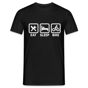 Men-T ESB black - Männer T-Shirt