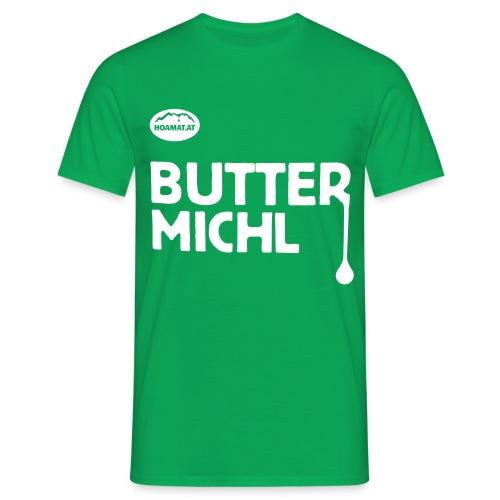 t-Shirt ButterMichl - Männer T-Shirt
