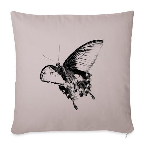 Schmetterlingskissen - Sofakissenbezug 44 x 44 cm