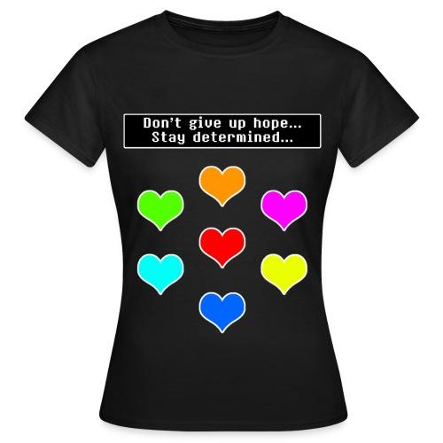 Determination (Women's) - Women's T-Shirt