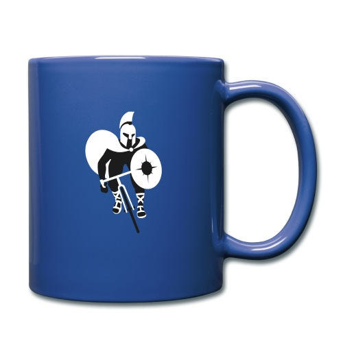 Road Warrior Mug - Full Colour Mug